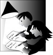 Image of Night Writing & Free Sampler!